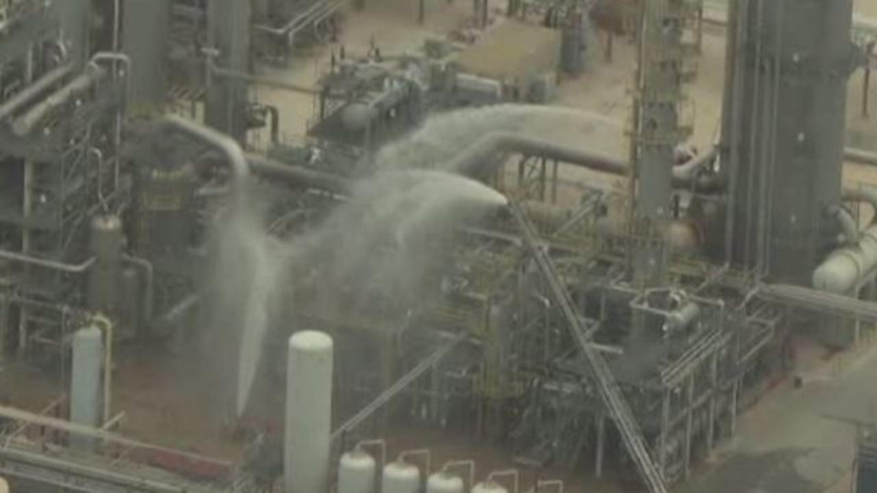 Chemical Leak At Plant Near Pasadena
