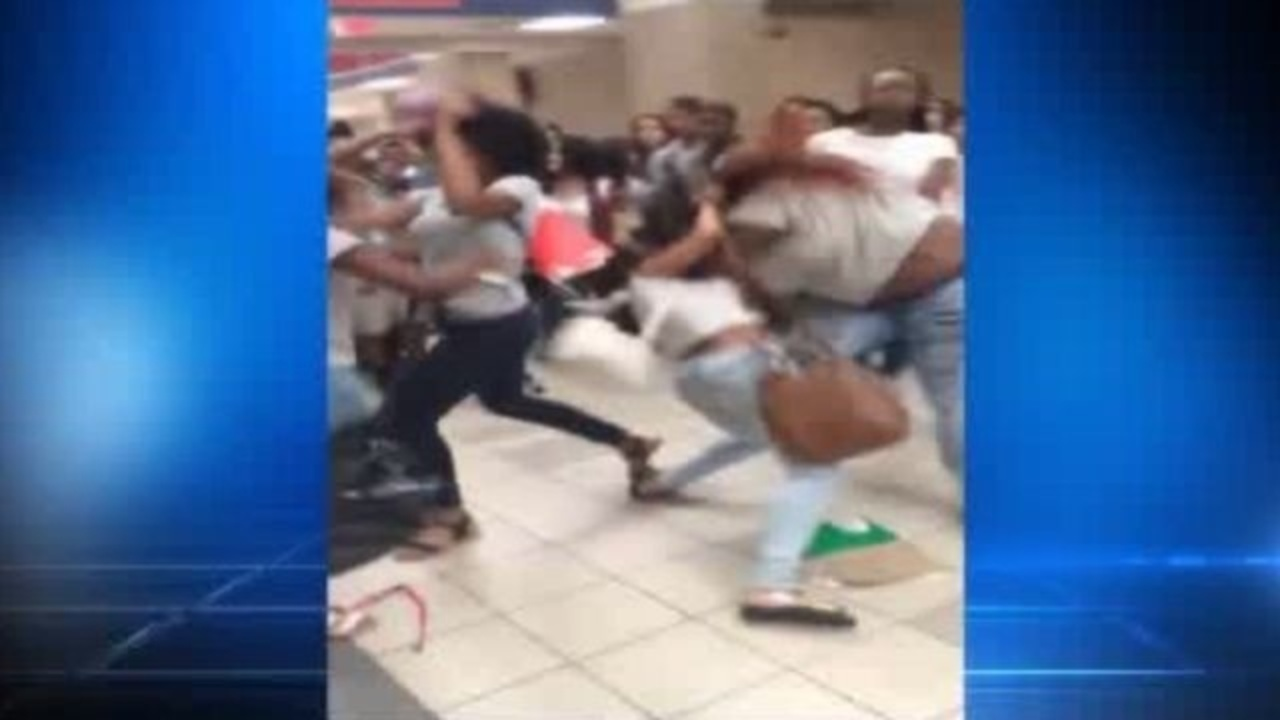 Video shows fight between girls at Cypress Lakes High School
