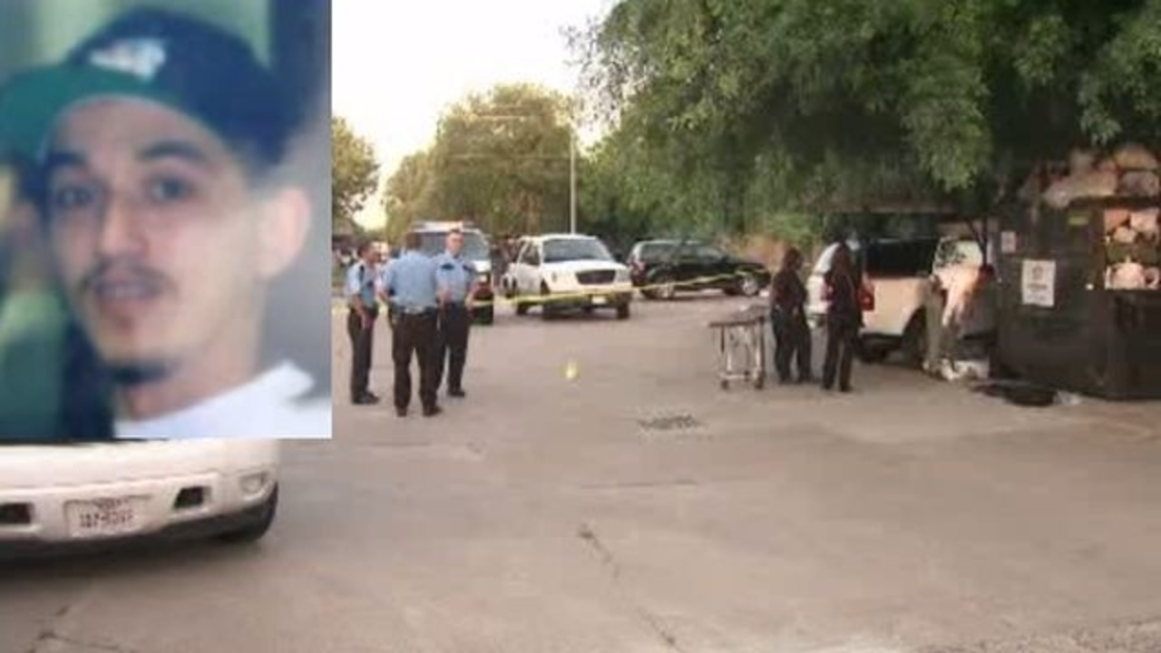 father  newspaper deliveryman found shot to death outside