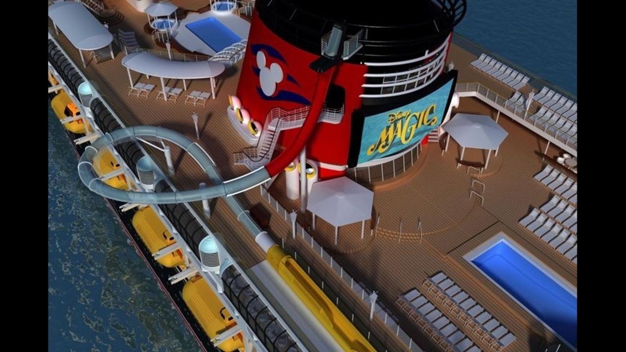 Walt Disney Cruises Sail Back Into Galveston