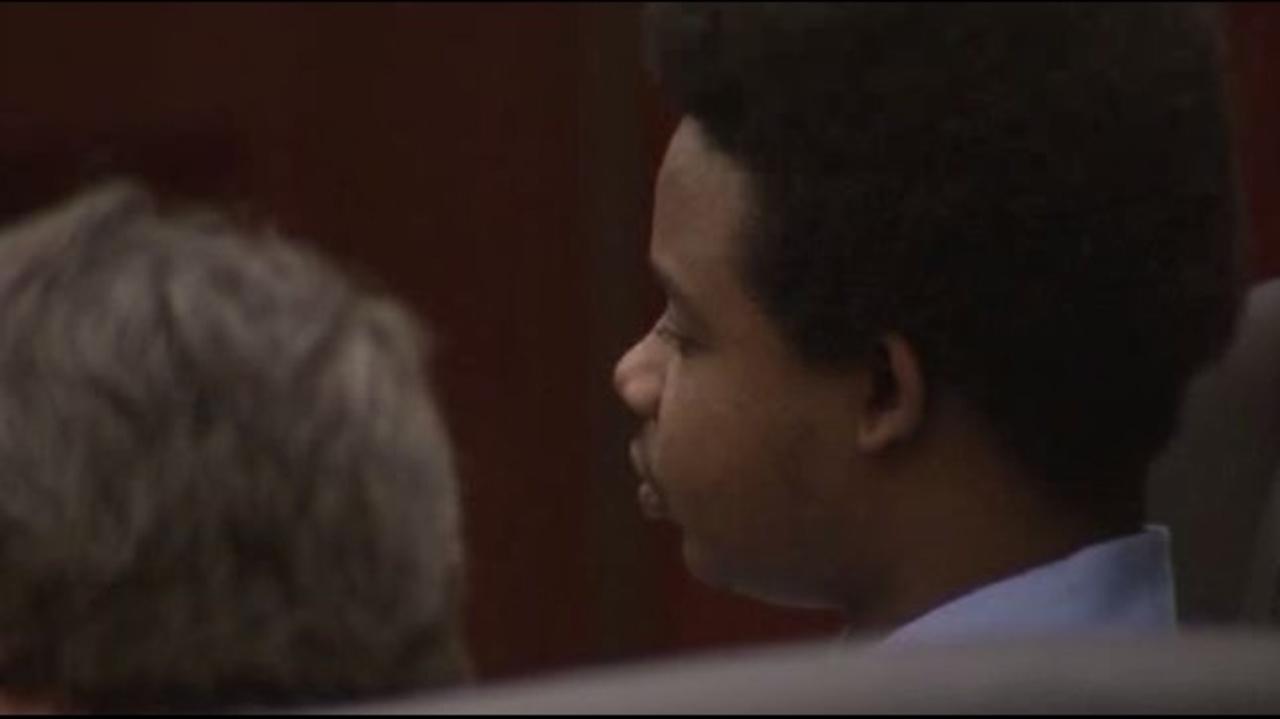 Convicted cop killer awaits sentencing