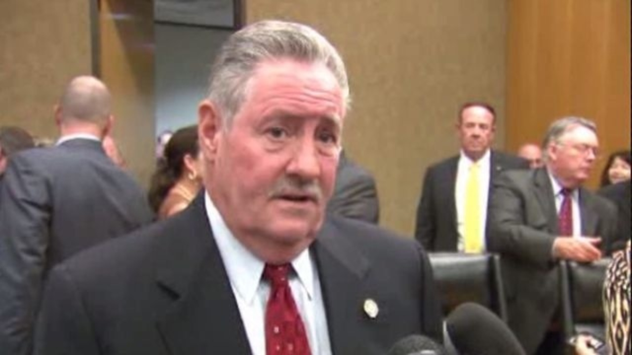 Ronald Hickman named interim Harris County sheriff