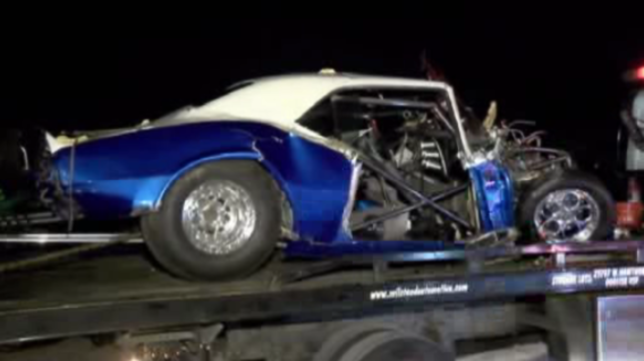 Bush Car Crash