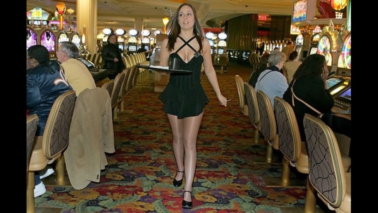 Motorcity casino waitress supercasino bonus