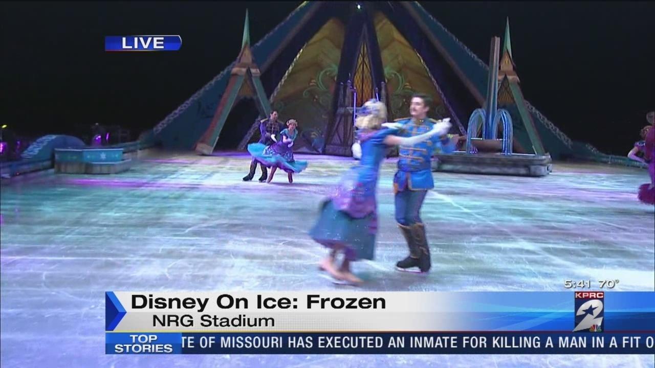 Disney On Ice: Frozen Tickets Houston Prices - Cheap Disney On Ice: Frozen Tickets on sale for the show on Thursday November 8 (11/08/18) at PM at the NRG Stadium in Houston.
