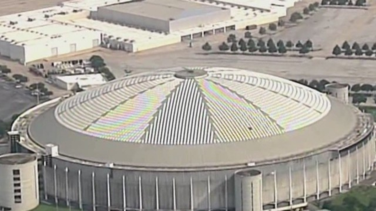 Astrodome Approved For Landmark Status By Texas Historical