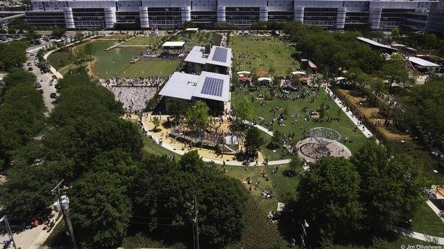 Several things to do at Discovery Green this September