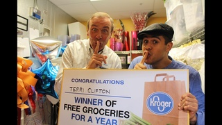 News channel 5 kroger grocery giveaway