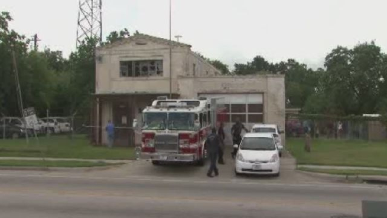 Abandoned Houston Fire Station 27 To Be Restored