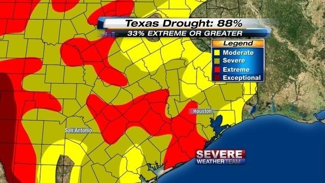 Drought Monitor, SE TX, 02 April 2013_19628392