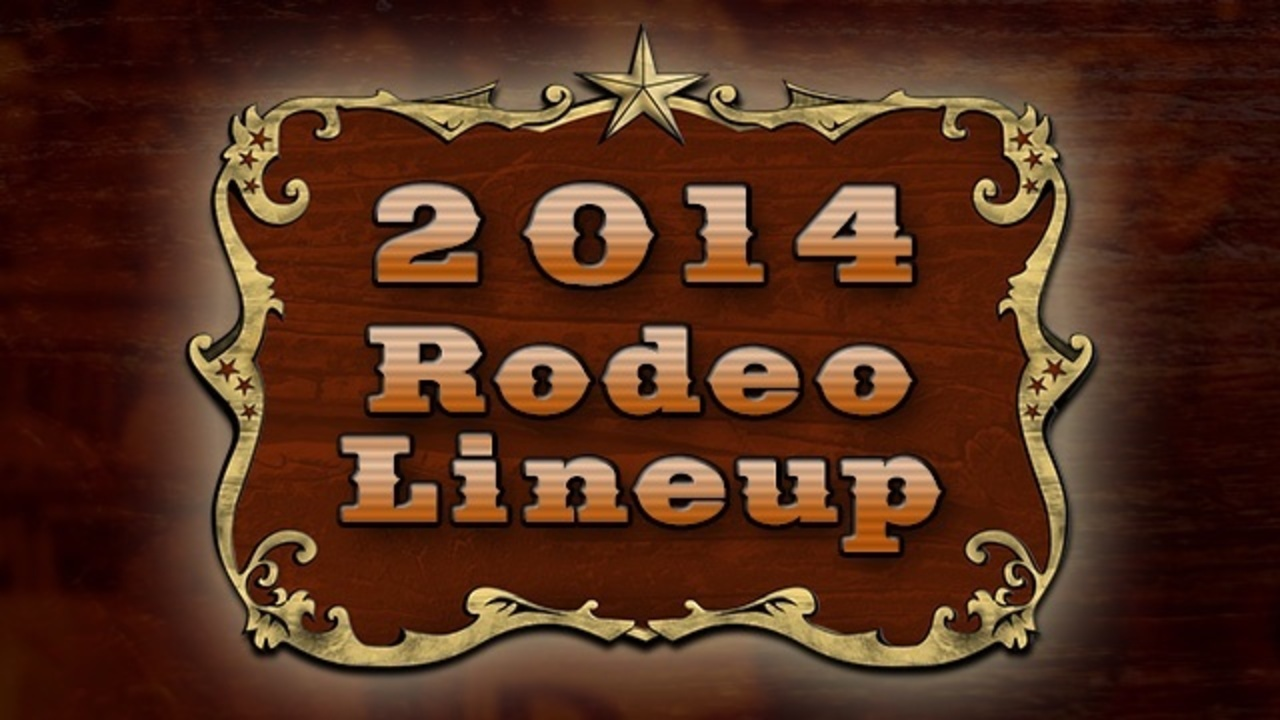 Houston Rodeo Entertainers Lineup Announced