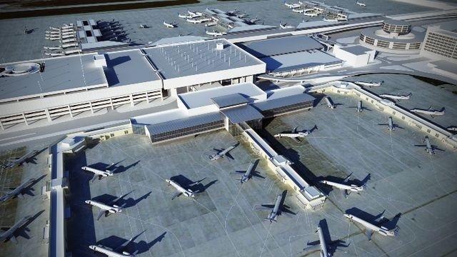Bush Airport celebrates 50-year milestone