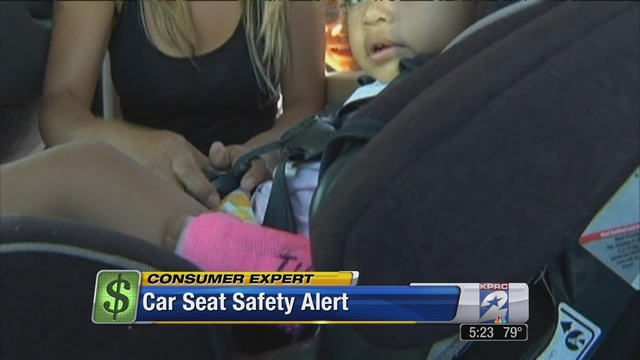 TxDOT Offers Free Year Round Child Seat Safety Inspections