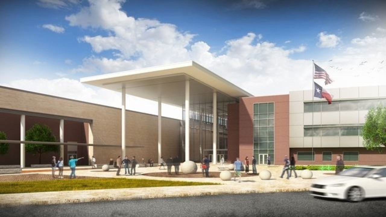 Eleventh high school in CFISD gets a name