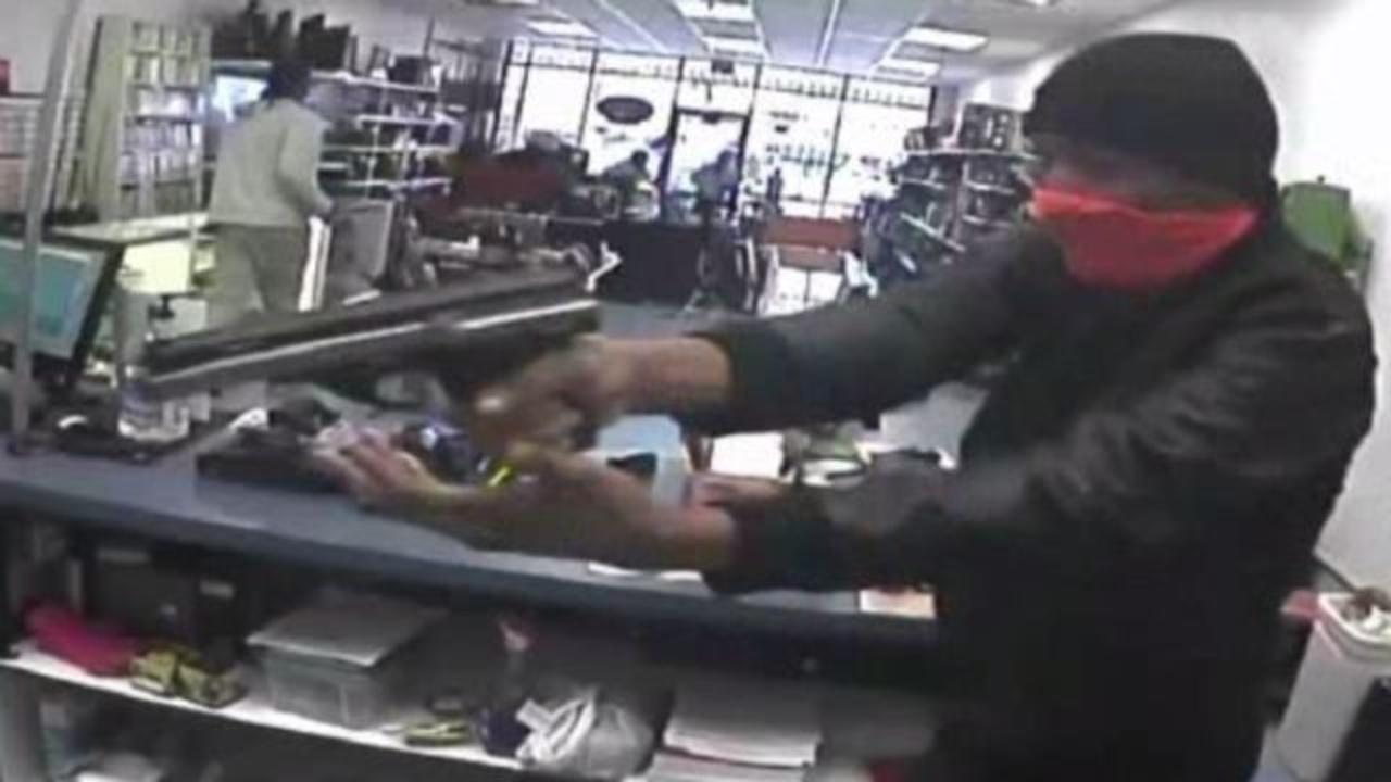 pawnshop robbery