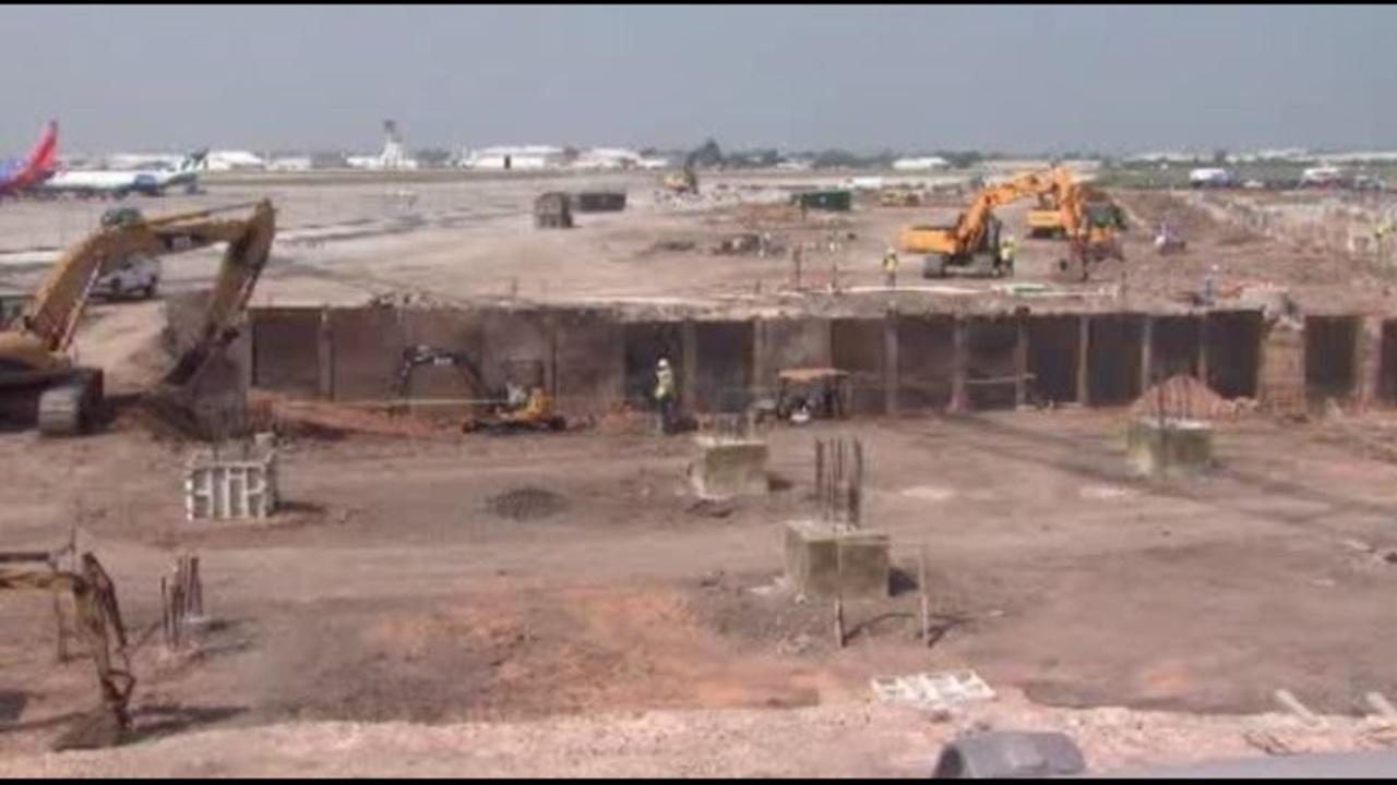 Houston Hobby Aiport Renovations May Cause Traffic Delays