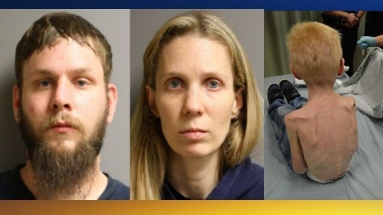 Parents Arrested After Toddler Found Wandering In North