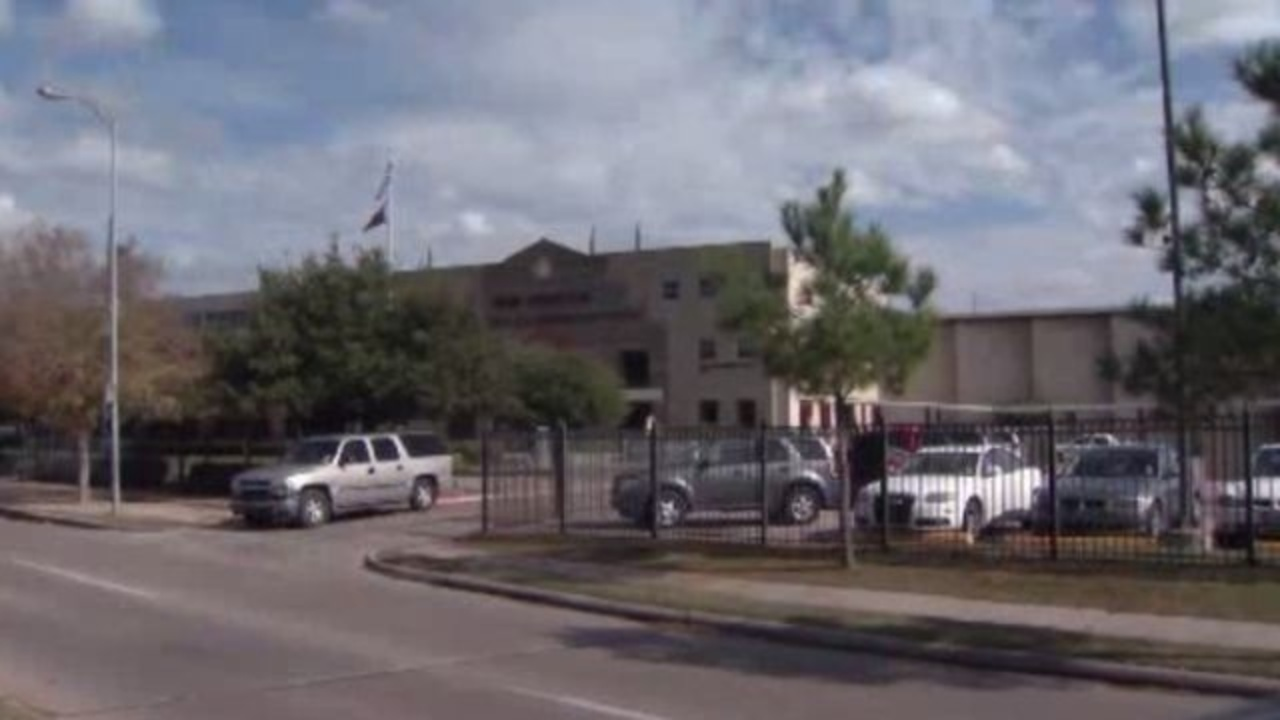 Video shows Sam Houston High School student apparently...