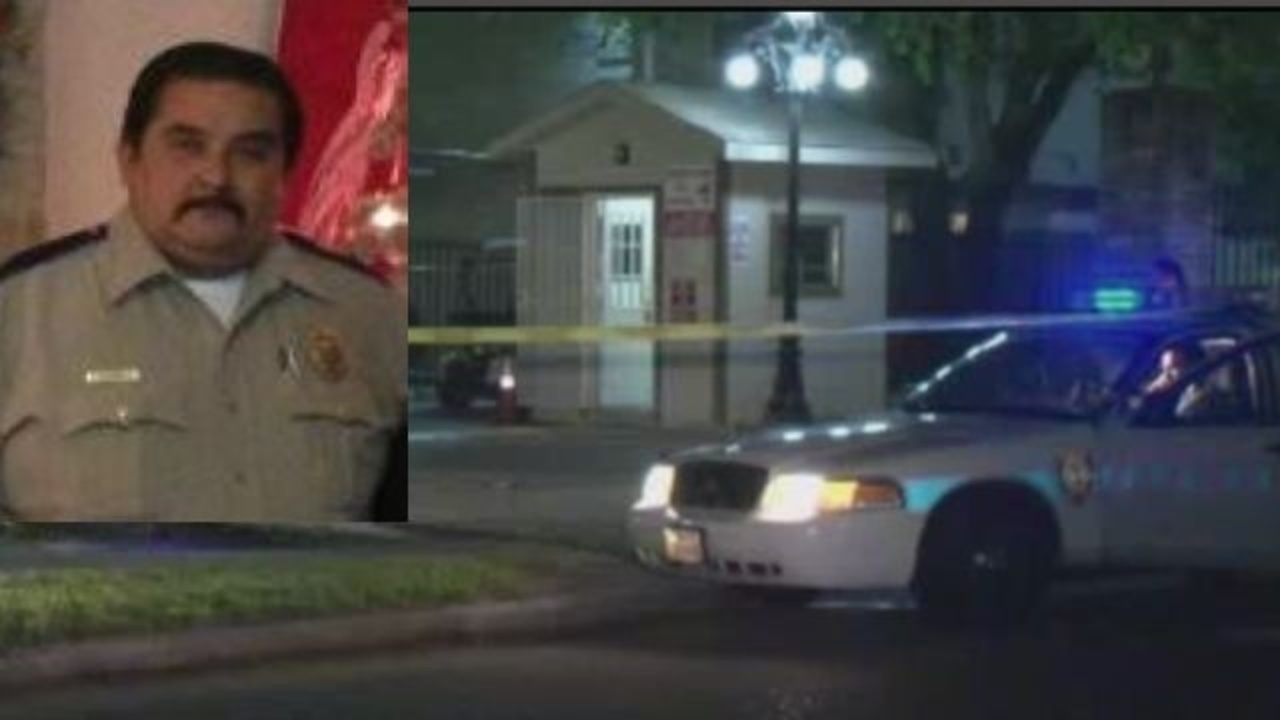 Hpd Security Guard Shot To Death Protecting Condo Complex