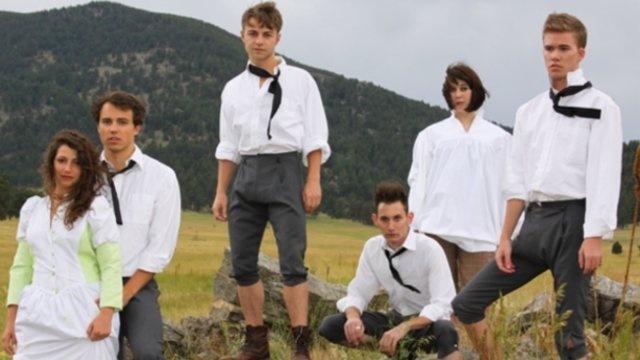 Cast of Spring Awakening, Ignite Theatre