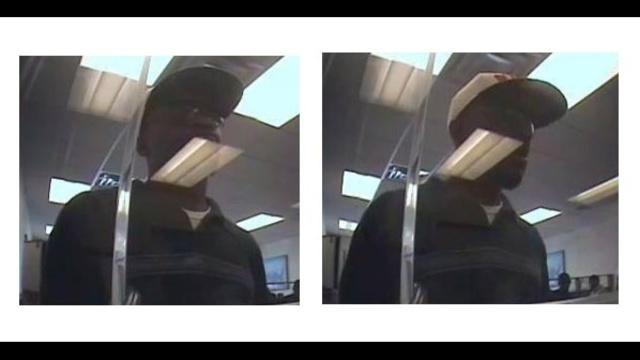 Wells Fargo Bank robber