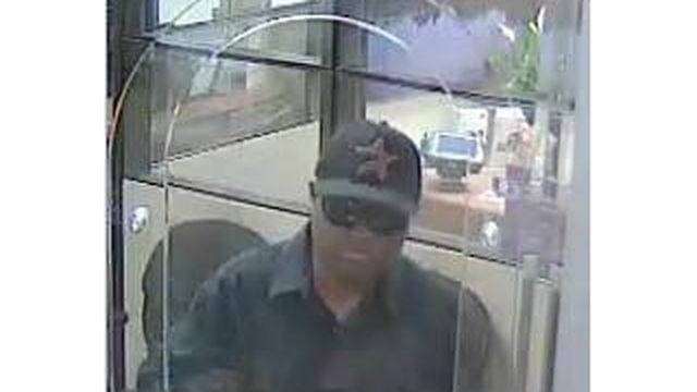 Bank Robbery Suspect 2