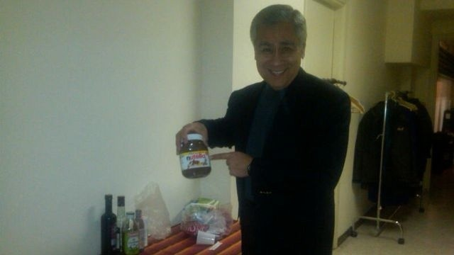 Bill with Nutella_19268014