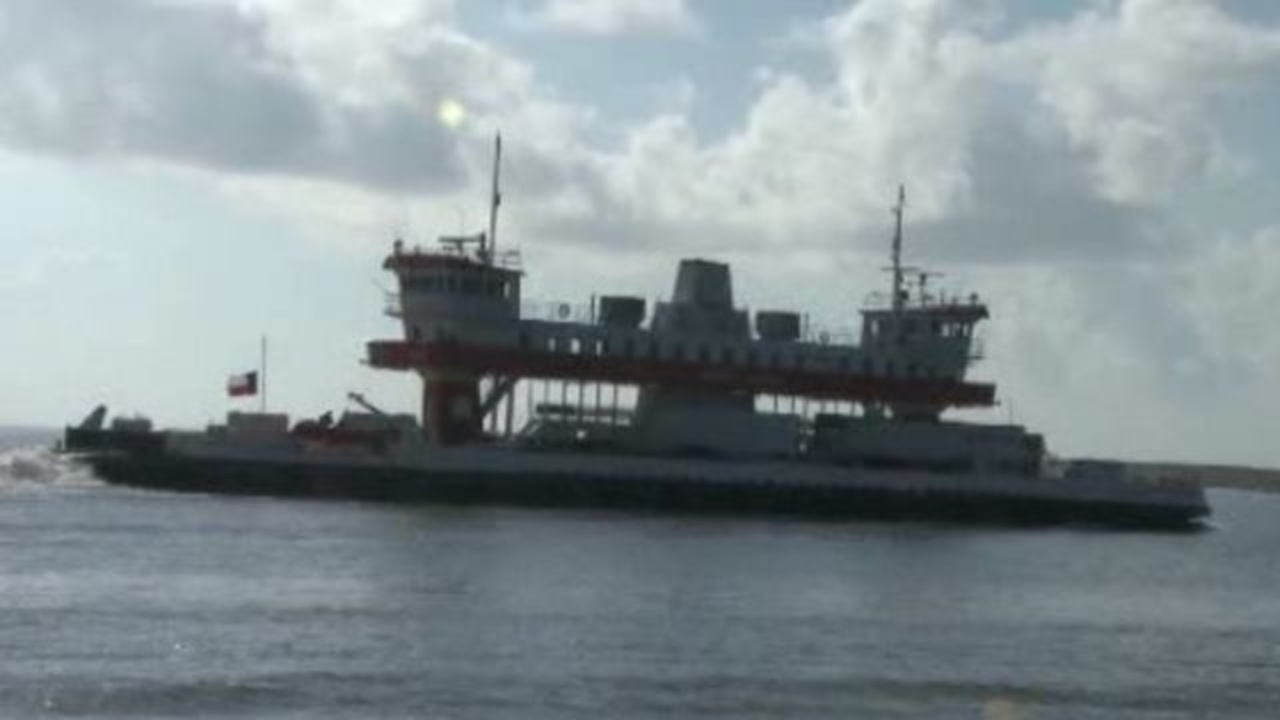 Woman Dies After Falling Off Galveston Ferry
