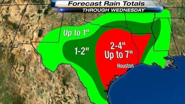 Forecast Rain Totals_18058082