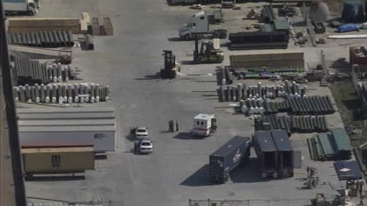 Worker killed in forklift accident