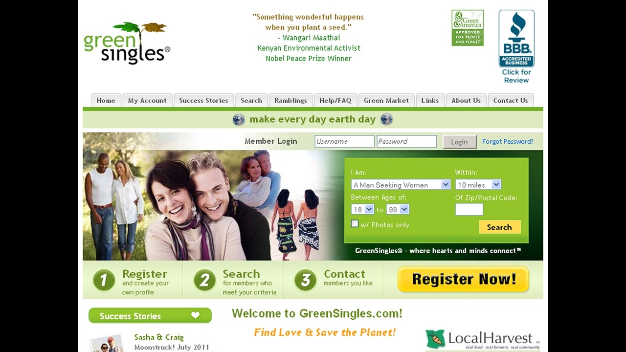 green dating uk Another speed dating service that offers great nights out throughout the uk is slow dating this matchmaking company runs fun and exhilarating events across the country in the hope that you'll find your special someone.