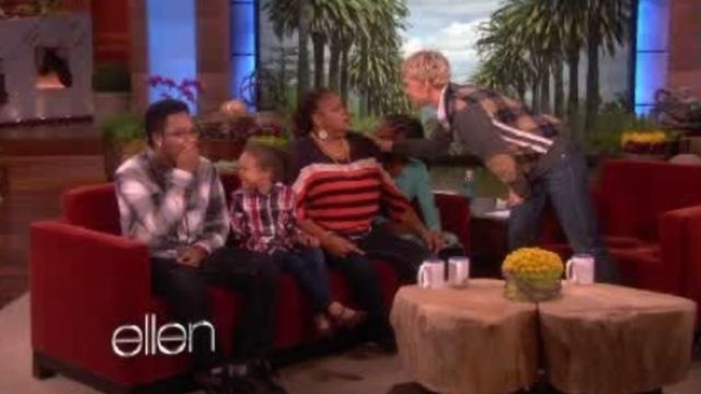 Ellen degeneres 12 days of giveaways day 6 opiate