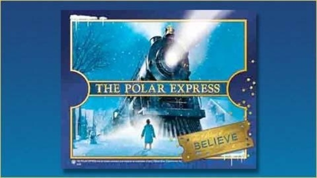 All aboard! The Polar Express train ride is coming to Galveston for…