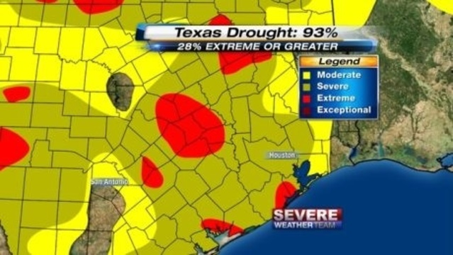 SE Texas Drought 07-25-13_21198042