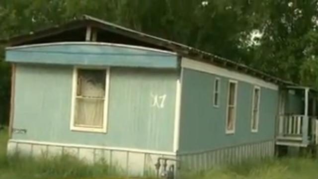 Teenager gang raped by trailer