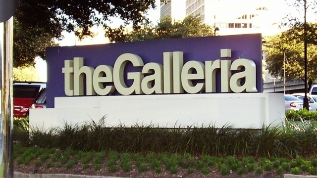 Who are the 3 new retailers coming to the Houston Galleria?