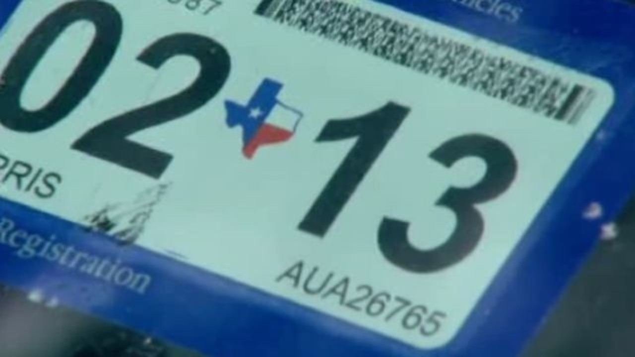 Car registration could be denied if tickets arent paid