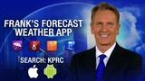 Click2Pins is now in KPRC2's Frank's Forecast Weather App!