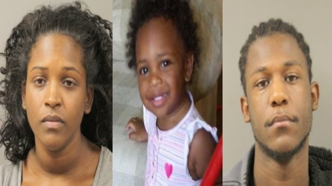 HPD: Pregnant mother, boyfriend charged in death of toddler