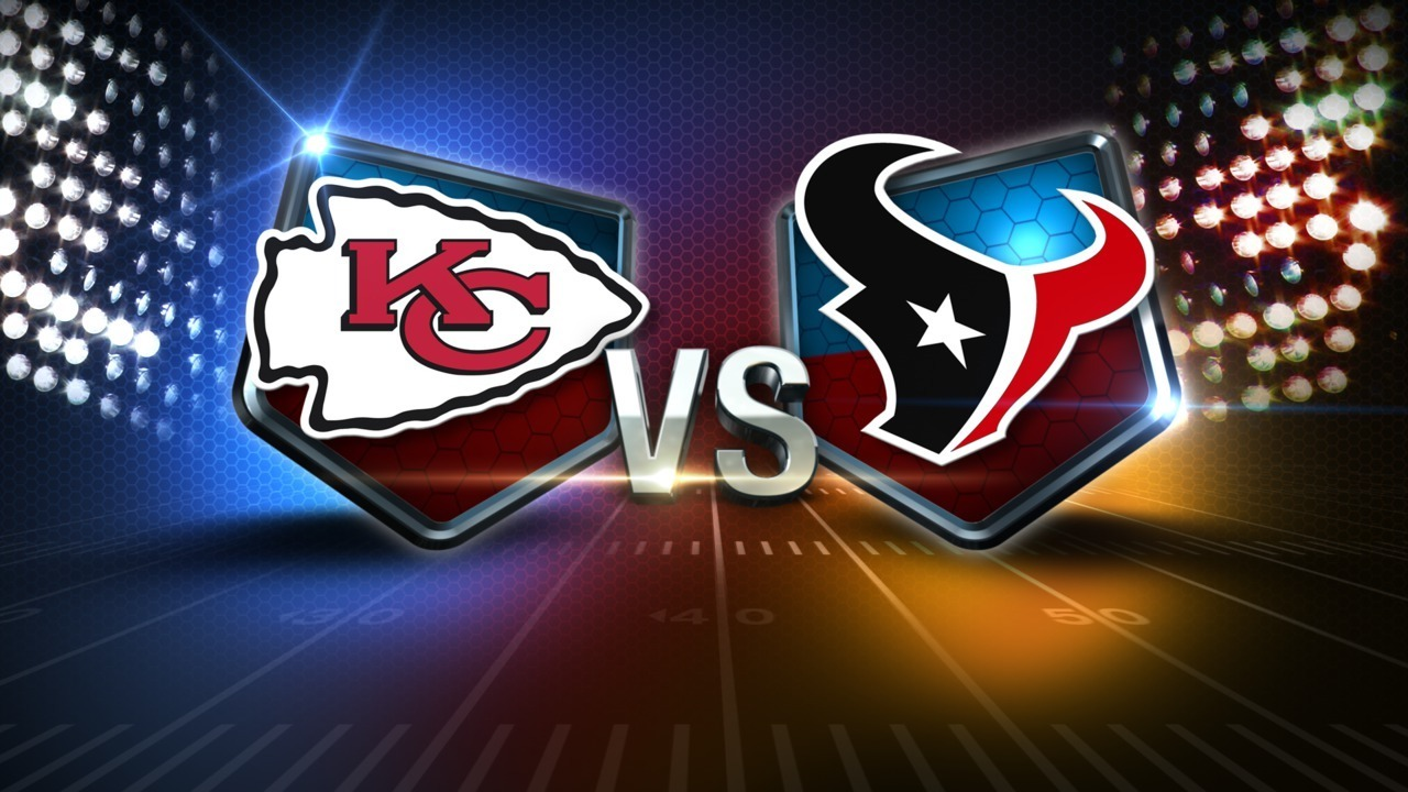 Texans Will Host Chiefs In Afc Wild Card Game