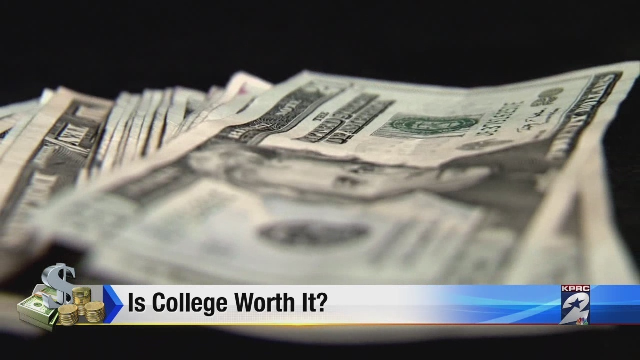 college is not worth the expenses in 2016 Is a college degree worth it is college worth it that depends by brandon busteed gallup-purdue index report 2016.