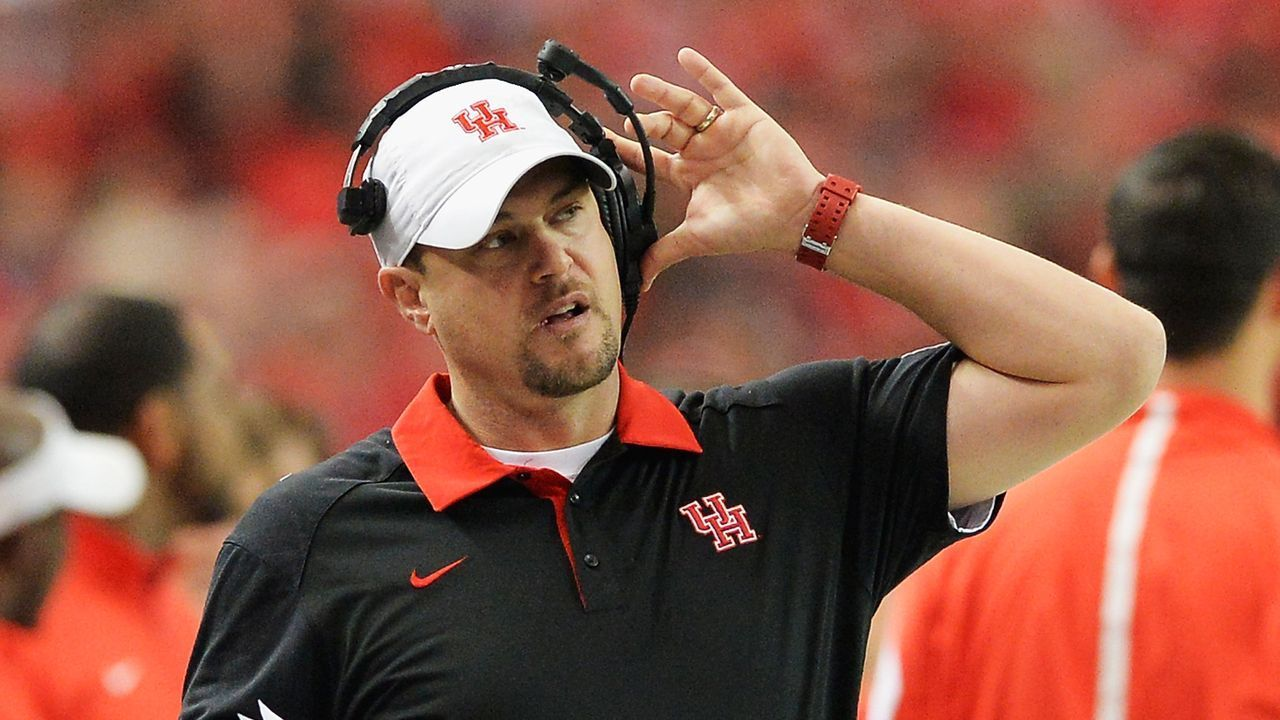 Image result for Tom Herman