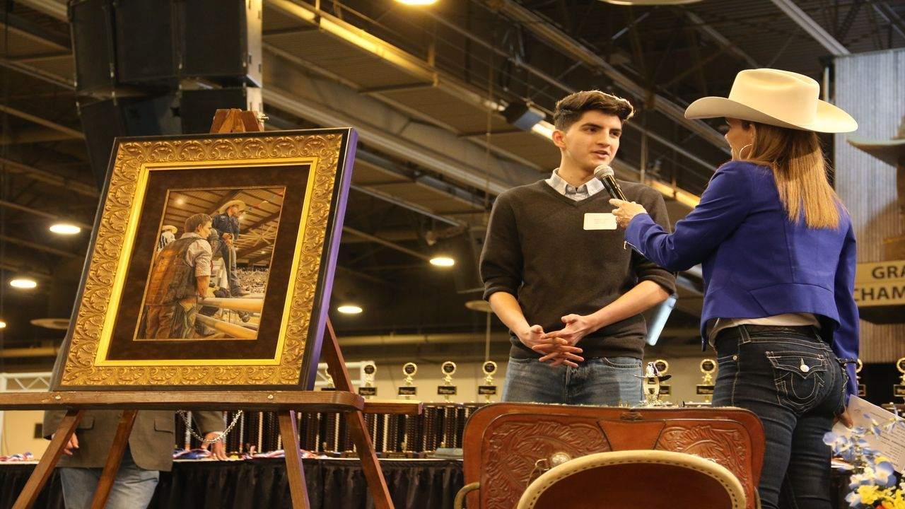 Young Texas Artists Sell Artwork At Major Houston Auction