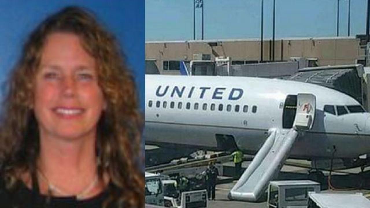 United Flight Attendant Fired After Emergency Slide Exit