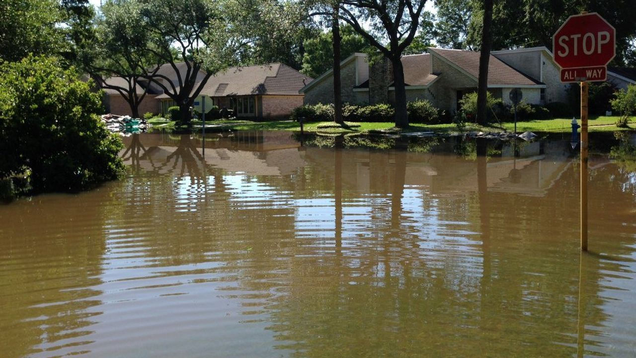 More Than 3 600 Flooded Homes In Harris County