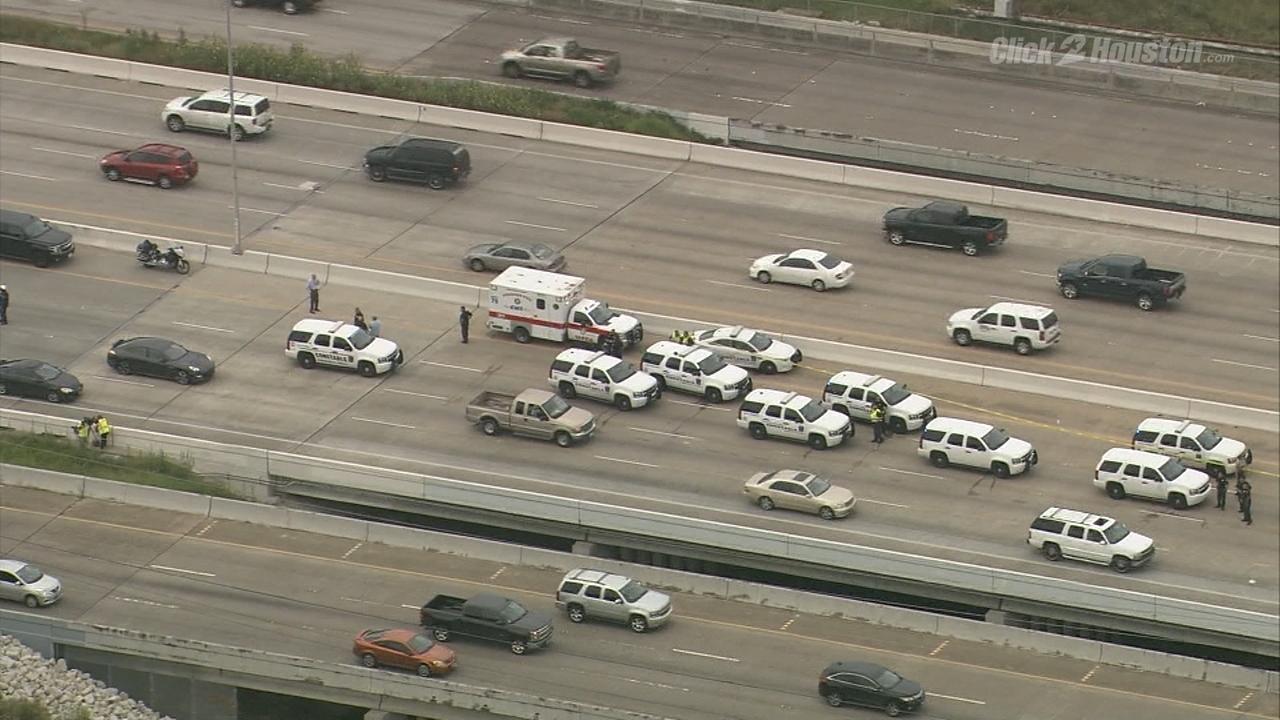 Beltway 8 accident