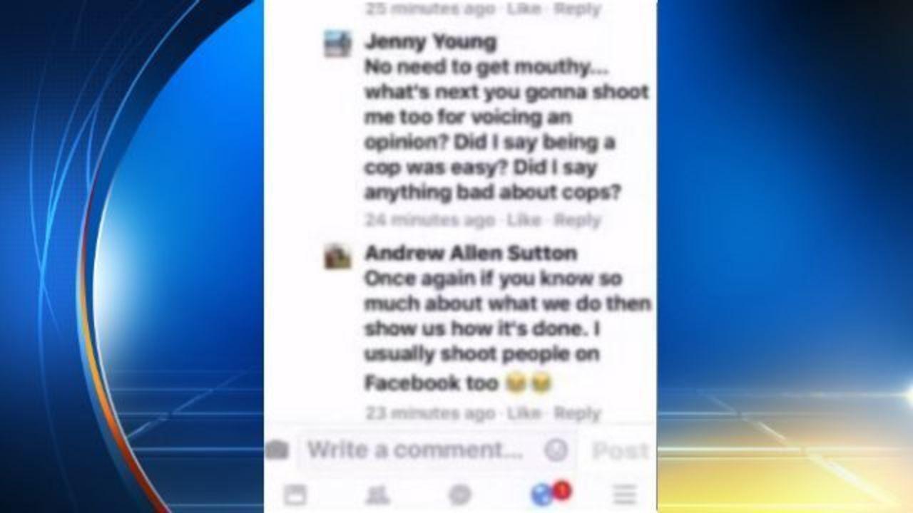 Deputy faces trouble over controversial Facebook posts