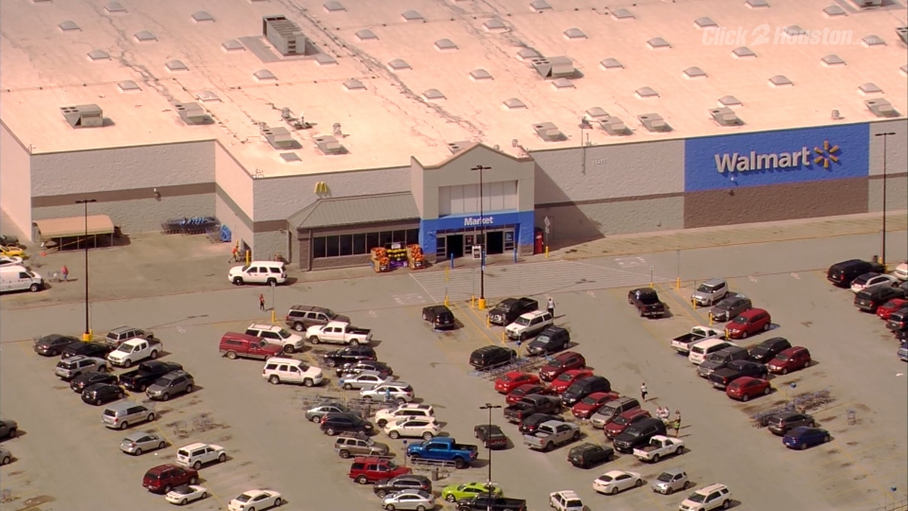 Person sought in stabbing at Crosby Walmart arrested