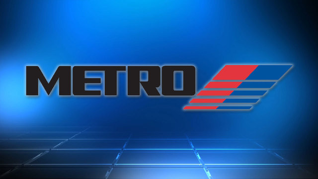 METRORail lines delayed in downtown due to gas leak