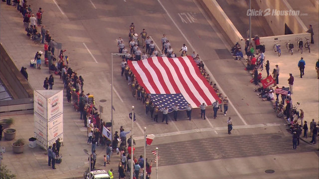 Here's what you need to know about Houston's Veterans Day parade,…